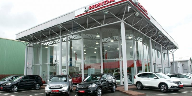 Honda Warrington